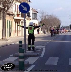 Mallorca. Moto Enlace